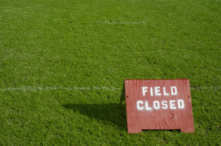 FIELDS CLOSED Budgewoi, Wyee and Lake Munmorah are all closed for training tomorrow - Tuesday 19th of March. We will review again Thursday!